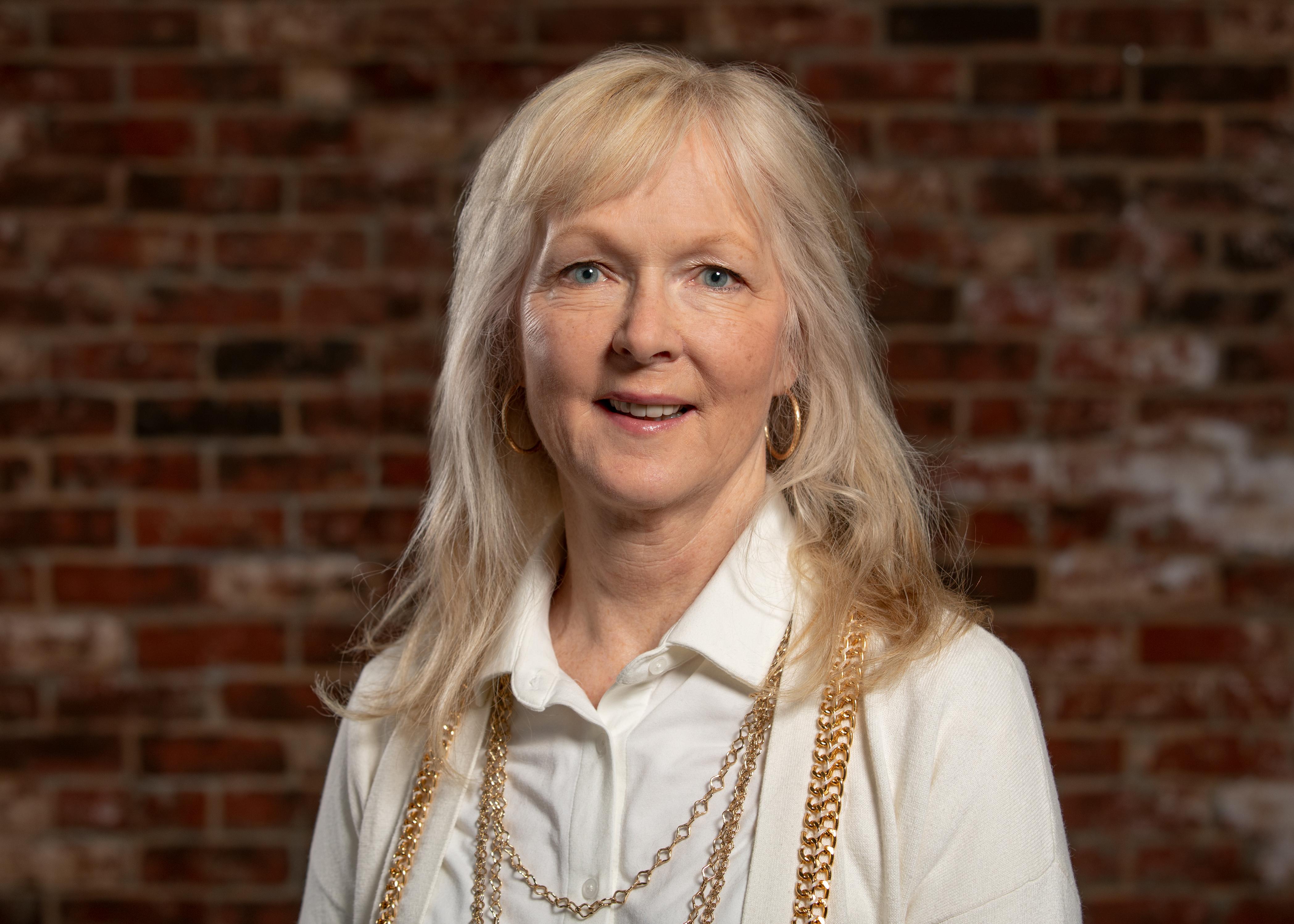Portrait of Mardi Walker