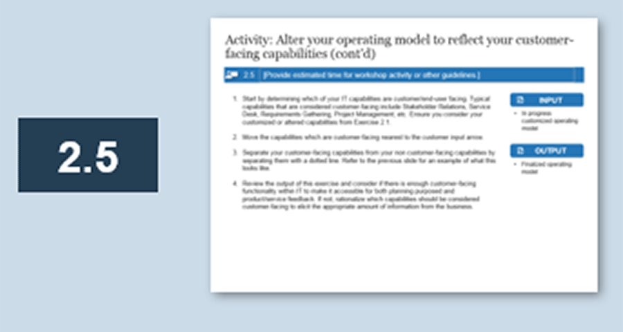 Screenshot of activity 2.5