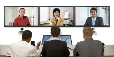 Video conference main small