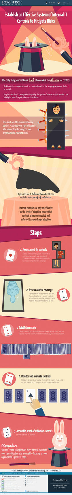 Establish an Effective System of Internal IT Controls to Mitigate Risks thumbnail