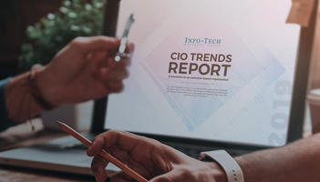 CIO Trend Report 2019 icon / link