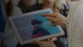2020 HR Trends Report icon / link