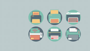 Reduce Costs Through Printer Consolidation icon / link