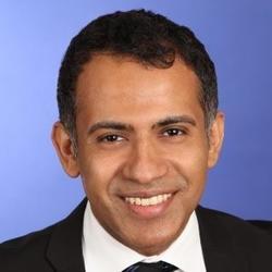 Naveen Kumar headshot