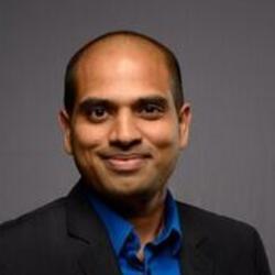 Gopi Bheemavarapu headshot