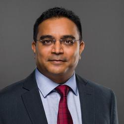 Rajesh Parab headshot