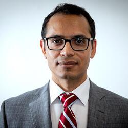 Vivek Mehta headshot