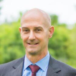 David Jeffery, MBA, MS headshot