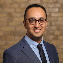 Mahmoud Ramin headshot