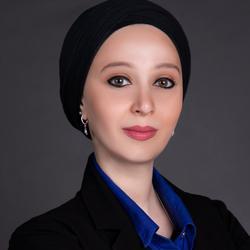 Amani Gharib headshot